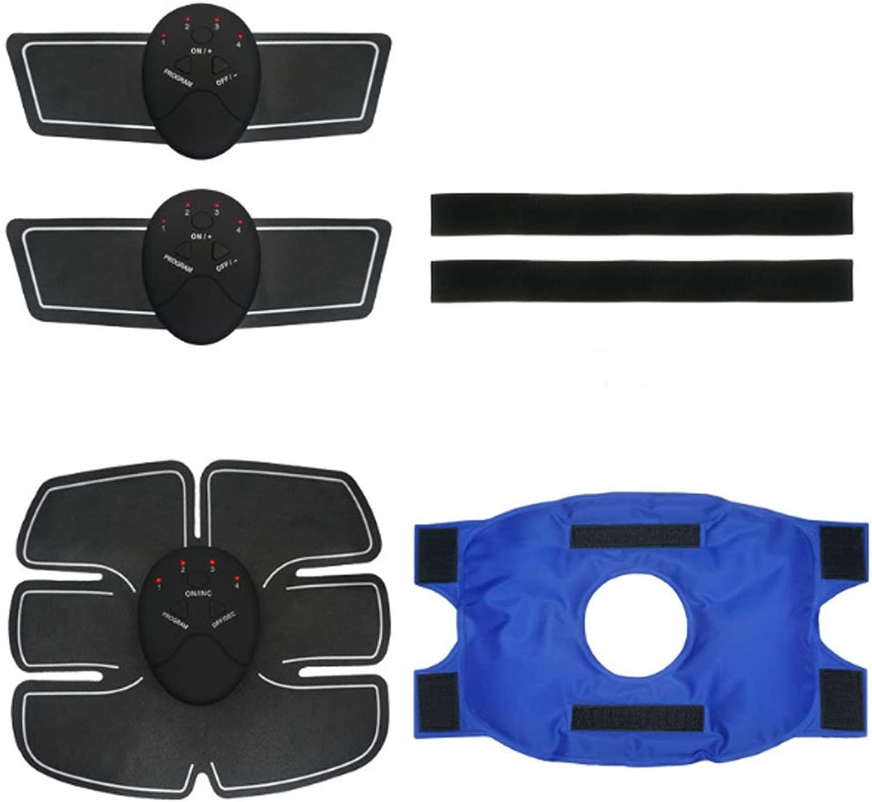 EMS 腹筋ベルト 腹筋運動フィットネス装置、腹部機械