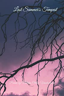 Last Summer's Tempest: Poems by Natalia Orton-Vandenboom