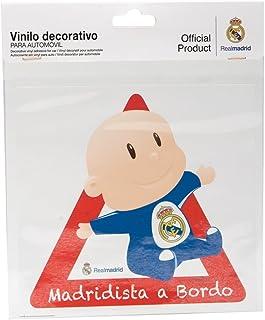 SUMEX Rma2130 - Adhesivo Madridista A Bordo