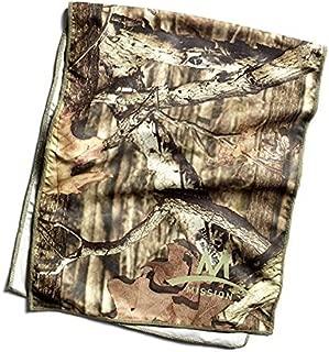 Mission Enduracool Microfiber Cooling Towel, Mossy Oak, X-Large
