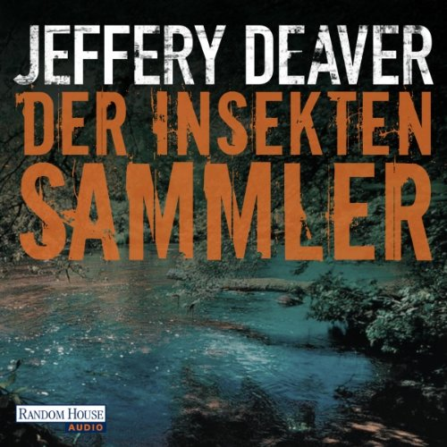 Der Insektensammler audiobook cover art