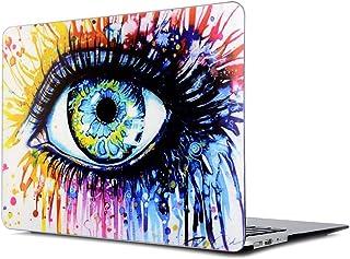 Estuche rígido recubierto de plástico de Onkuey, cubierta dura para MacBook Air de 13 pulgadas (modelo: A1369 y A1466), oj...