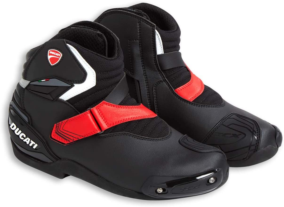 Ducati Theme Fort Worth Mall Super sale period limited Boots 43 Size -