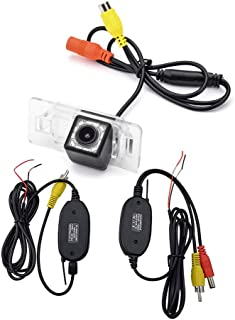 $31 » aSATAH 2.4G Wireless Car Rear View Camera for BMW 3 E46 E90 E91 E92 5 E39 E60 E61 X5 E53 E70 & Vehicle Camera Waterproof a...