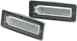 Vaorwne Luce Targa A LED per Auto per Smart per Coup/é Convertibile 450 451