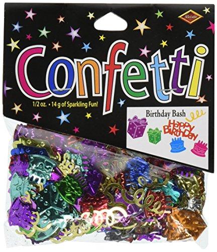 Beistle Birthday Bash Confetti