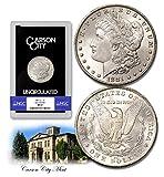 1881 CC Morgan Dollar $1 MS-63 NGC