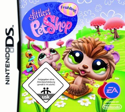 Electronic Arts  LITTLEST PET SHOP SPRING