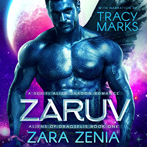 Zaruv audiobook cover art