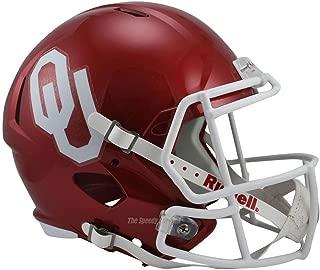 Riddell Oklahoma Sooners Officially Licensed NCAA Speed Full Size Replica Football Helmet