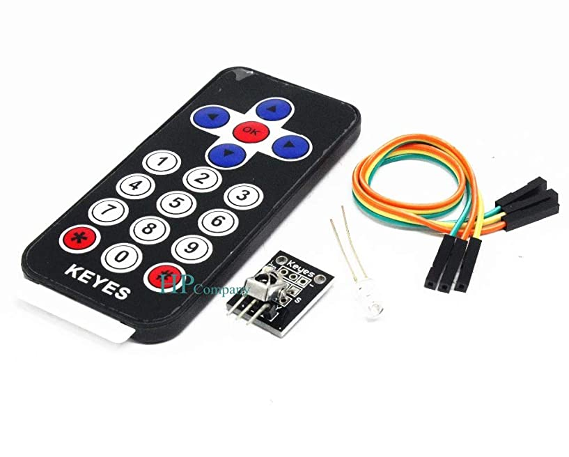 首相ブリーフケース変更可能WillBest Infrared Wireless Remote Control Kit Black IR Remote Control + Receiving Board 3-piece=1set infrared extension