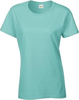 Gildan Ladies/Womens Heavy Cotton Missy Fit Short Sleeve T-Shirt