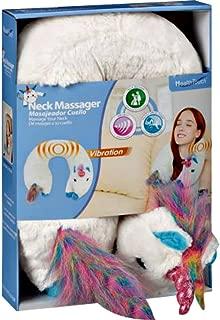 Health Touch Plush Unicorn Neck Massager Massage