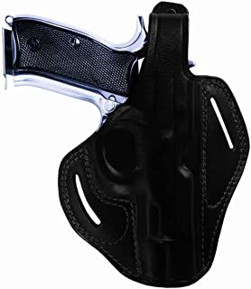 Anka Holster Concealed Carry OWB Premium Leather for Beretta APX 92 92F 92FS M9 96 92 Compact Brigadier A1 FSR 22 G 92 92S Italian Police 96A1 90 Two