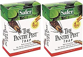 Safer Brand 05140 The Pantry Pest Trap (2 Pack)