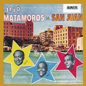 Trio Matamoros en San Juan