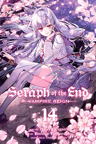 Seraph of the End, Vol. 14: Vampire Reign (English Edition)