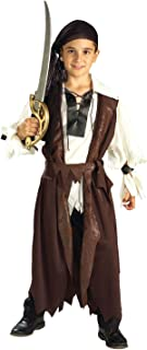 Rubies Halloween Concepts Children's Costumes Caribbean Pirate - Medium