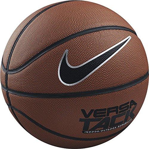 NIKE Ball Versa Tack - 7, Amber/Black-Platinum, Größe 7