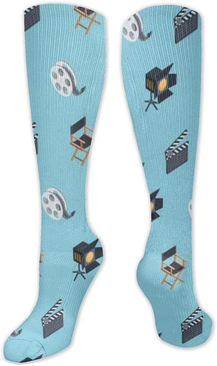 Movie Equipment Knee High Socks Leg Warmer Dresses Long Boot Stockings For Womens Cosplay Daily Wear