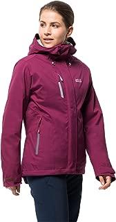 Women's Troposphere Waterproof Hybrid Down-Fiber Insulated Jacket