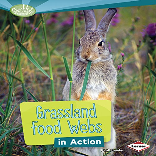 Grassland Food Webs in Action cover art