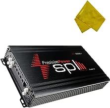 Precision Power Class D Mono Amplifier 5000W - 5000 Watts Monoblock Class D Subwoofer Amplifier