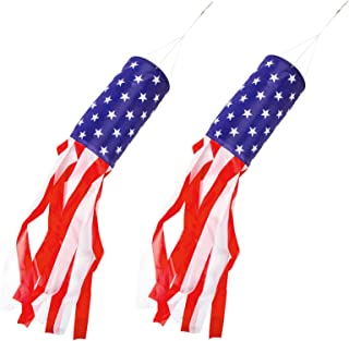 4 pieces Crazy Hair Headband Patriotic Colorful Hairy Headband 4 pieces American Flag Shutter Glasses and 12 pieces Patriotic Bead Star Necklaces 20PCS 4th//Fourth of July Patriotic Decorations Set