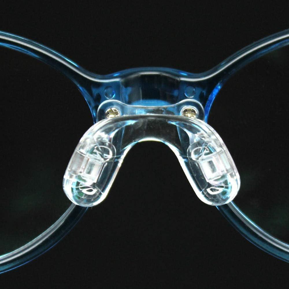 Eyeglasses Saddle Bridge Nose Pads Max 52% OFF Latest item Glasses Strap BEHLINE