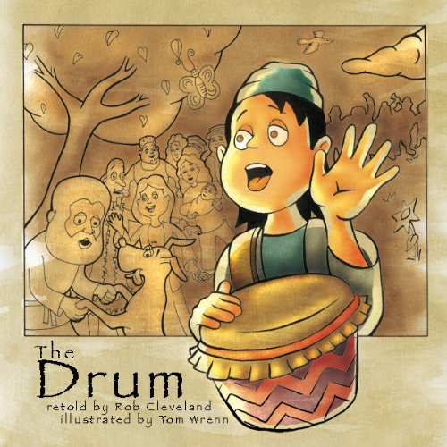 The Drum audiobook cover art