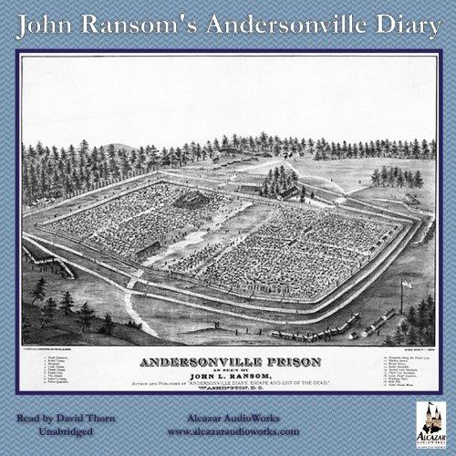 John Ransom's Andersonville Diary audiobook cover art