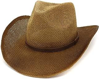 XinLin Du New Summer Straw Cowboy Hat Men Women Outdoor Seaside Sunscreen Thin Belt Fashion Elegant Sun Hat