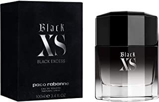 Paco Rabanne Black Xs for Men Eau de Toilette 100ml
