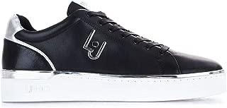 LIU JO Luxury Fashion Womens B69015P010222222 Black Sneakers | Fall Winter 19