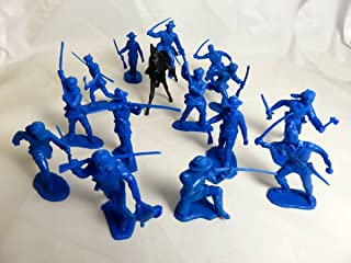 Marx Vintage Frontiersmen, Offered By Classic Toy Soldiers, Inc