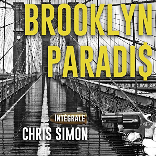 Brooklyn Paradis. L'intégrale cover art