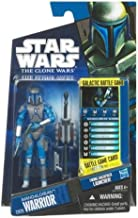 Star Wars 2010 Clone Wars Animated Action Figure CW No. 29 Mandalorian Trooper