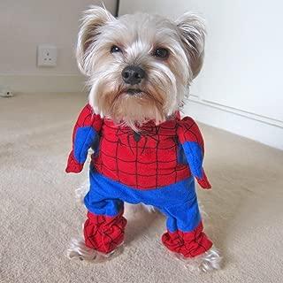 Alfie Pet - Superhero Costume Spiderman