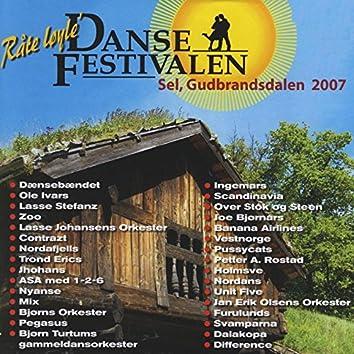 Dansefestivalen Sel 2007 (2cd)