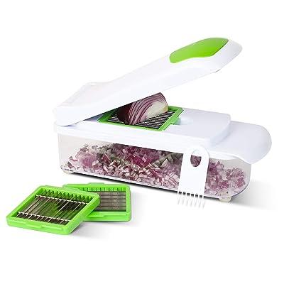 Cool-Shop Vegetable Chopper Slicer Dicer Cutter...
