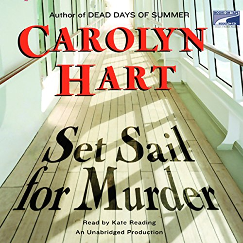 Set Sail for Murder cover art