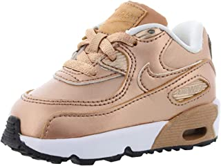 AIR MAX 90 SE LTR (TD) girls fashion-sneakers 859632