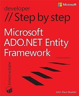 Microsoft ADO.NET Entity Framework Step by Step (Step by Step Developer)