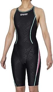 arena(アリーナ) トレーニング 競泳用 水着 レディース セイフリーバックスパッツ SAR-8135W