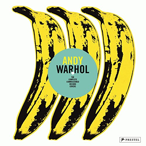 Image of Andy Warhol: The Complete Commissioned Record Covers