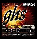 GHS Strings Electric Guitar Strings (GBXL-8)