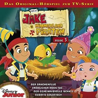 Jake und die Nimmerlandpiraten 3 Titelbild