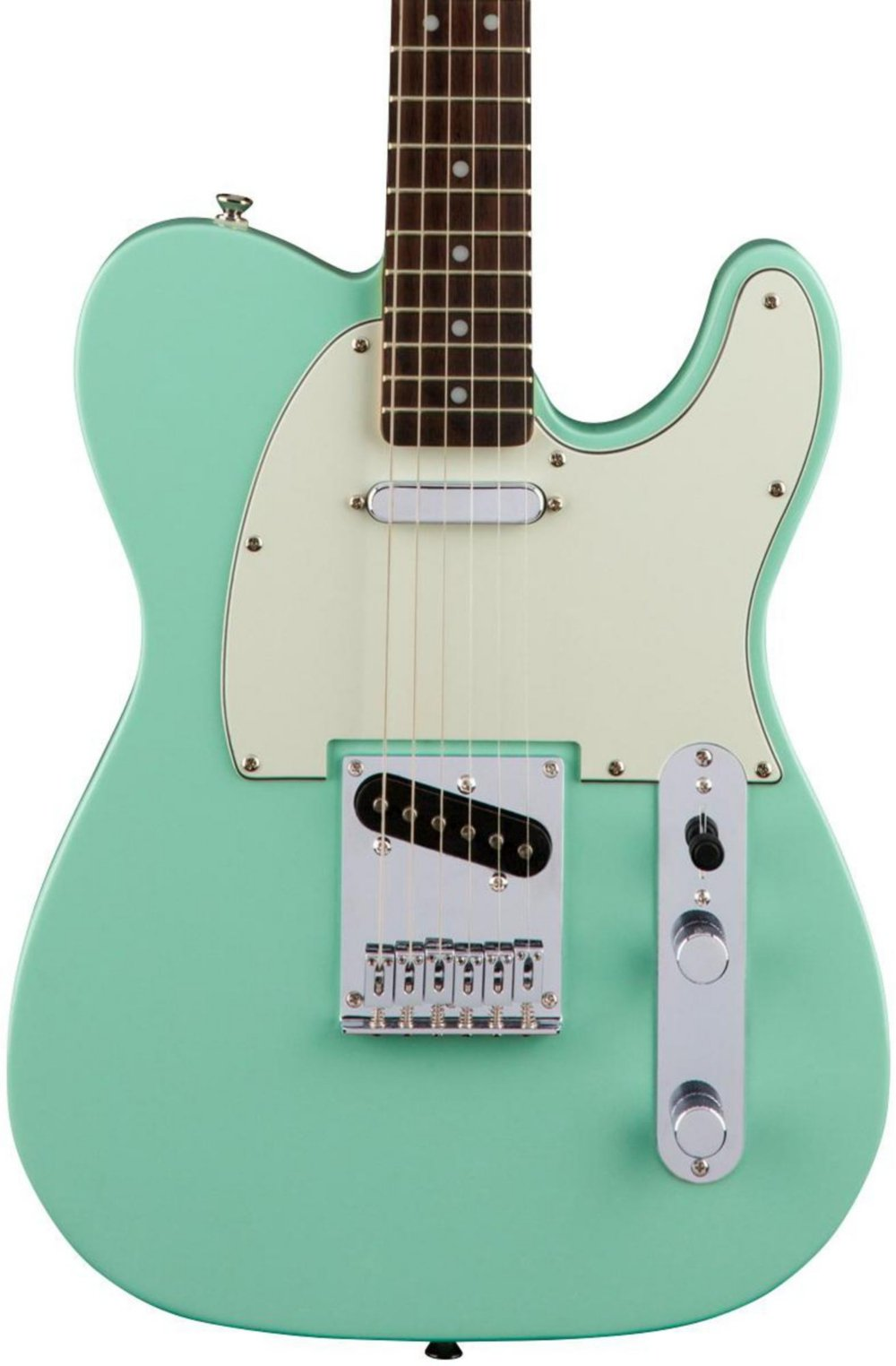 Cheap Squier FSR Bullet Telecaster Rosewood Fingerboard Surf Green Black Friday & Cyber Monday 2019