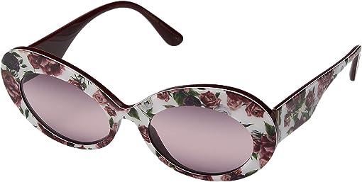 Rose/Peony/Pink Gradient Purple