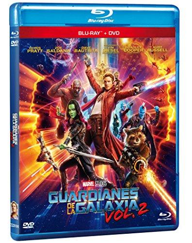 Guardianes de la Galaxia Vol. 2 (Blu-ray + DVD)